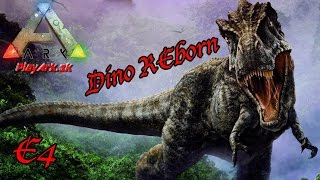 Обложка на видео о ARK : Survival Evolved : Dino REborn E04 (CZ/SK)