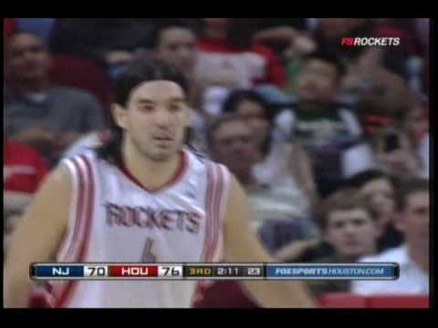 Luis Scola's 44 point night (20-25 shooting)
