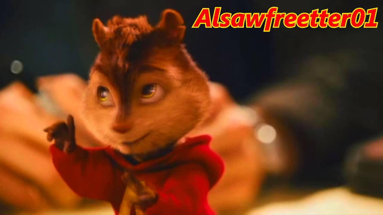 The Fox Alvin and the Chipmunks What does the fox say