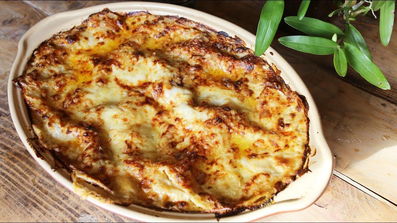 意式千层面做法 Italian Lasagna Recipe