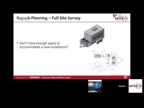"Navigating the Transition: GatesAir's ""Mission: POSSIBLE"" Repack Webinar Series 2 of 3"