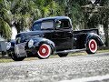 1940 Ford Custom Truck for Sale Tampa Florida