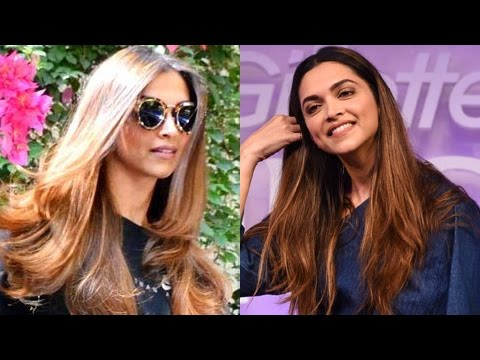 Deepika Padukone Copper Brown Hair Lands Padmavati In