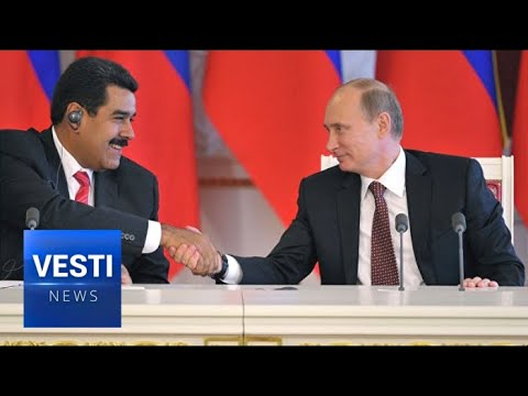 President Putin Stands Up For President Maduro - Washington Coup CAN Be Stopped if Right Moves Made!