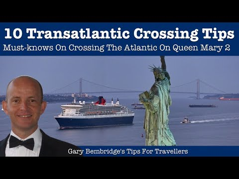 10 Must-Know Cunard Queen Mary 2 Transatlantic Crossing Tips