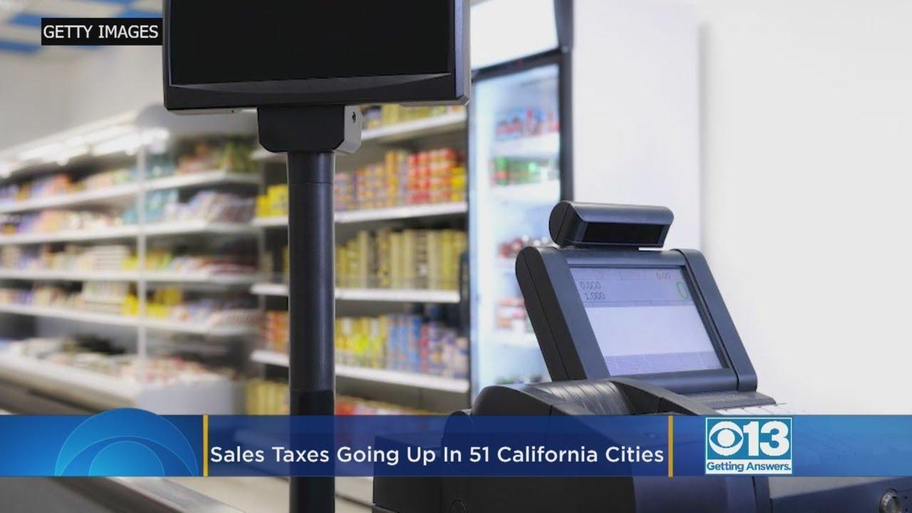 No Joke: Sales Tax Increasing In 51 California Cities On April 1