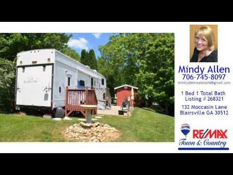 Home For Sale - 132 Moccasin Lane, Blairsville, GA