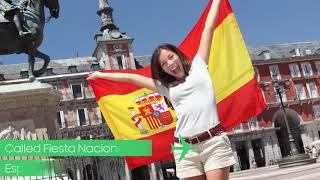 #SkycopVisits - Fiesta Nacional de España