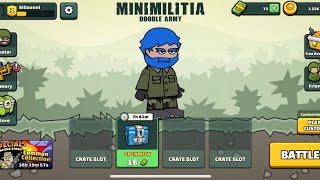 MINI MILITIA DOODLE ARMY - MULTIPLAYER TUTORIAL AND GAMEPLAY MABAR screenshot 1