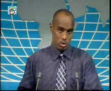 Radio and TV Djibouti - Journal en Somali May 3, 2007