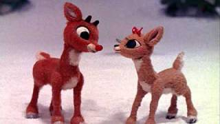 Rudolph the Red Nosed Reindeer - Dean Martin