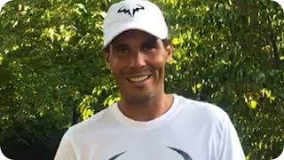 Be Rafael Nadal's VIP at the 2020 Australian Open // Omaze