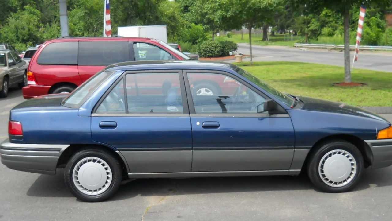 93 ford escort wagon