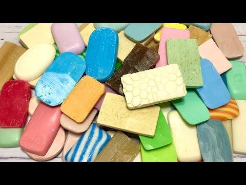 ASMR Soap/ Cutting Dry Soap/ резка сухого мыла