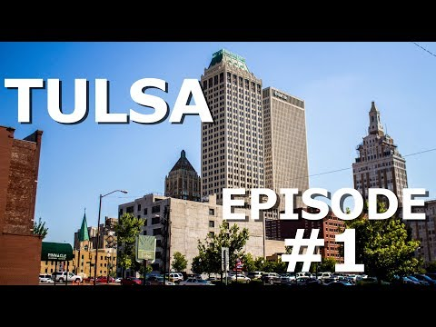 TRAVELING TO MY SECOND HOME – TULSA, OKLAHOMA // USA 2018 Vlog