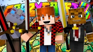 Minecraft Crazy Craft 3.0: Royal Guardian RAID! #43 (Modded Roleplay)