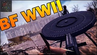 BATTLEFIELD WW2 GAMEPLAY/REVIEW - Omaha Beach/Iwo Jima/Berlin - 1st Person Action - Call to Arms Mod
