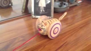 Wooden Pull-toy