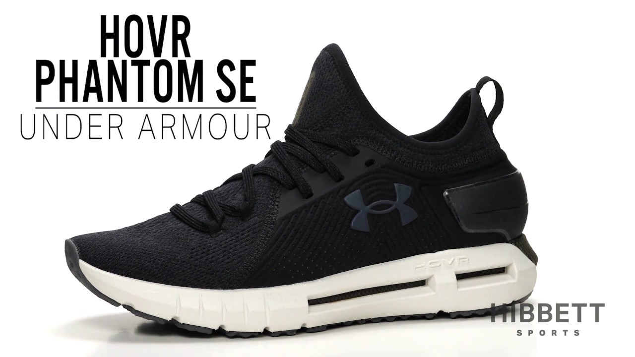online retailer 06b51 35319 Under Armour HOVR Phantom SE