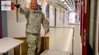 Alaska Military Police Taser Training