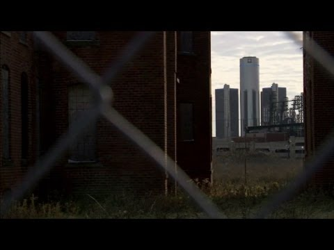 Detroit Residents Try to Turn Around Slow Decline