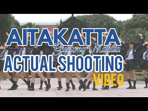 MNL48 - Aitakatta Gustong Makita Actual Shooting Video