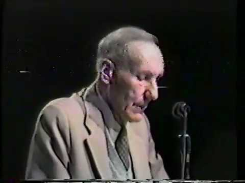 William S. Burroughs - When did I stop wanting to be president
