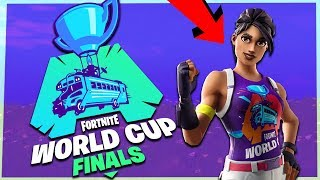 Fortnite $15,000,000 DUOS WORLD CUP FINALS VIEWING PARTY