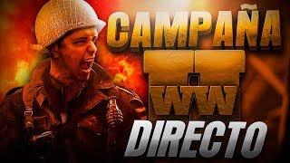 EN DIRECTO EL FINAL DE LA CAMPAÑA DE CALL OF DUTY: WW2