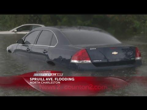 North Charleston flooding