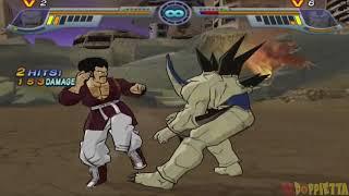 [TAS] DBZ IW - Mr. Satan vs Omega Shenron (Requested Match)