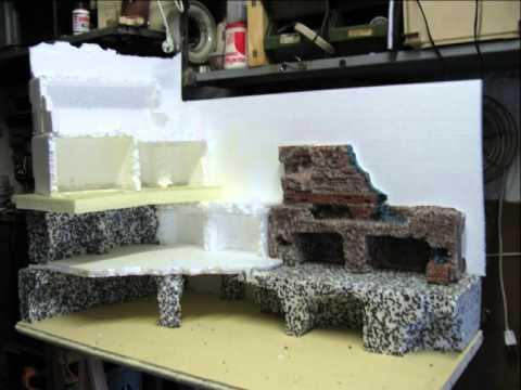 Costruire un presepe di polistirolo: un fai da te facile ...