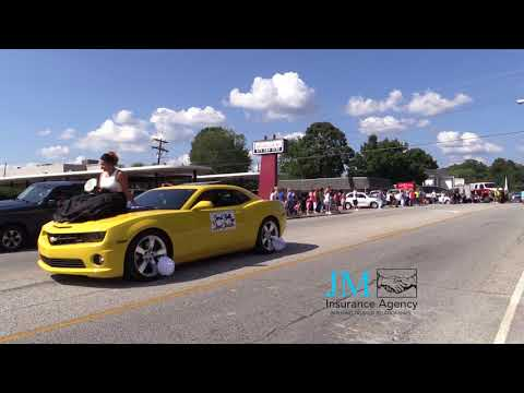 2017 Smith County High School Homecoming Parade (HD)