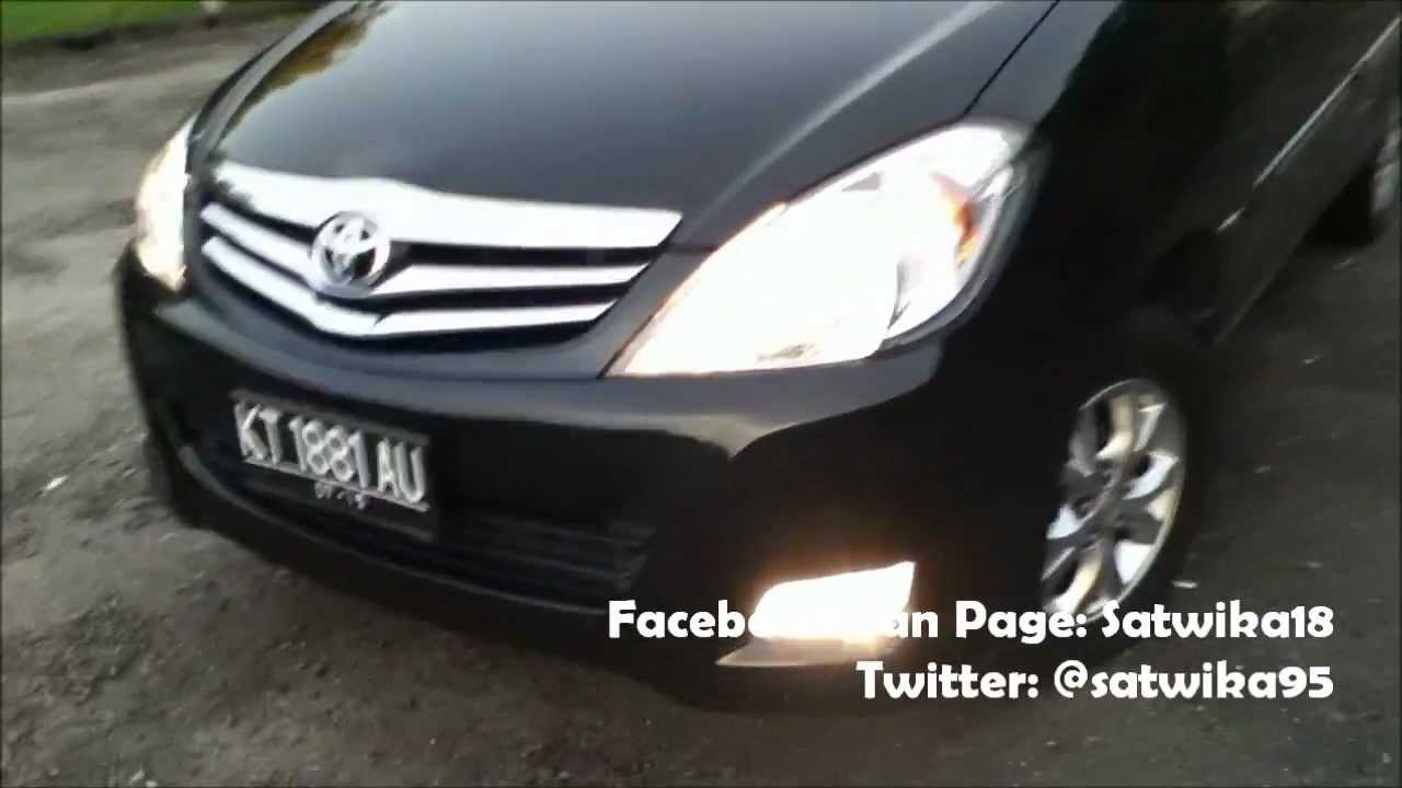 2010 toyota kijang innova 2.0 g luxury (start up, engine, in depth