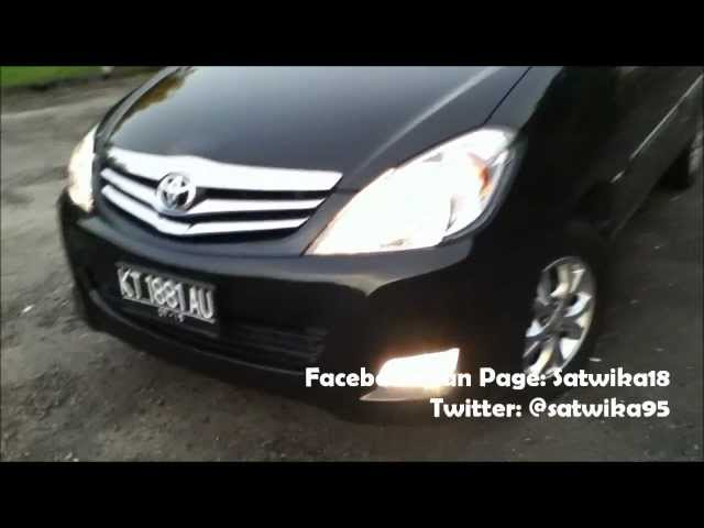 New Kijang Innova Luxury All Agya Trd 2017 2010 Toyota 2 0 G Start Up Engine In Depth Tour And Quick Drive