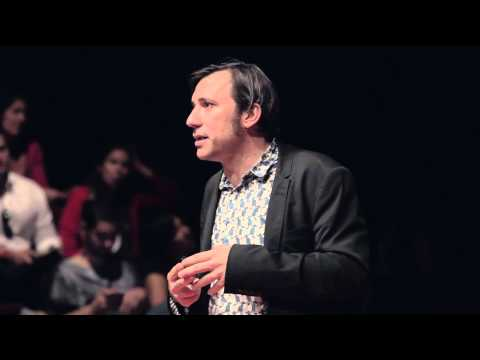 Why architects should copy, agonistically | Cristina Goberna & Urtzi Grau | TEDxMadrid