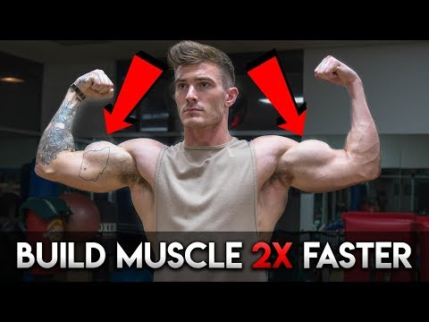 How To: Build Muscle Twice As Fast (One Simple Fix)