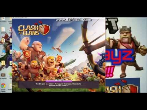 How to play clash of clans in laptop? (Windows 7/8/10 and mac)!