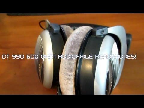 Beyerdynamic DT 990 - 600 Ohm Audiophile Ed.