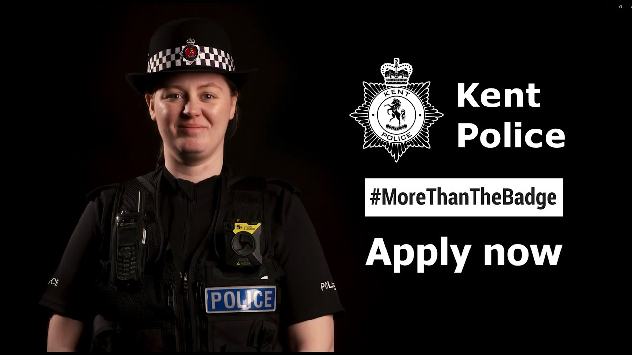 Kent Police Commercial - What matters to me?