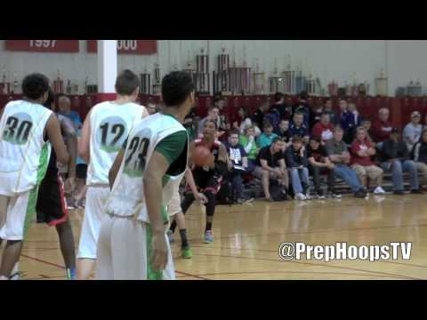 James Blackmon Jr 2014 Marion High School highlights at the Run-N-Slam Classic
