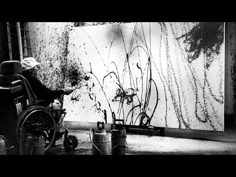 Hans Hartung - Le père du tachisme
