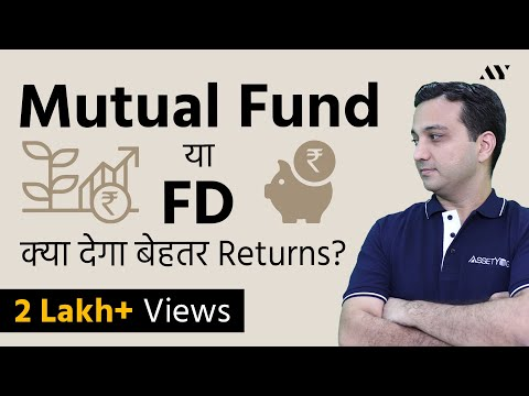 Mutual Funds & Share Market Returns vs Fixed Deposit (FD) |