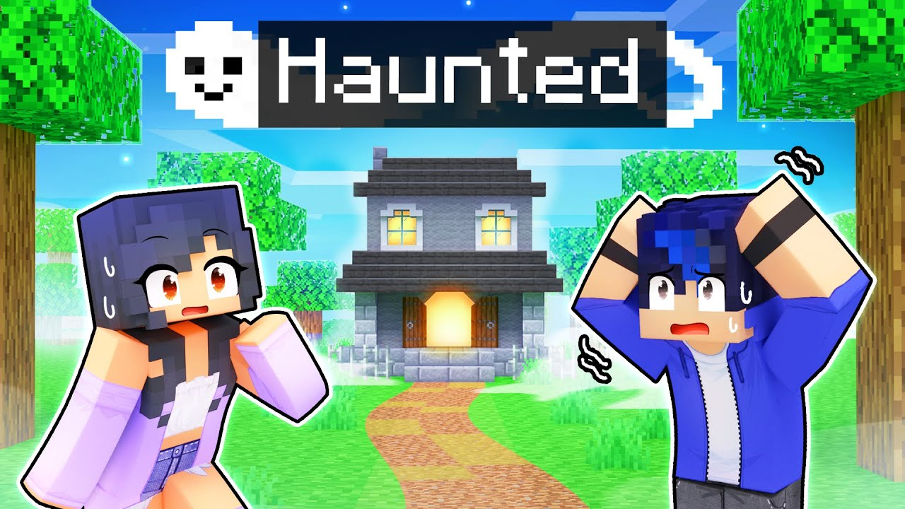Download Trapped in a HAUNTED Minecraft Mansion!