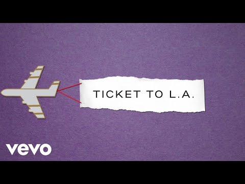 Brett Young - Ticket To L.A. (Lyric Version) Mp3