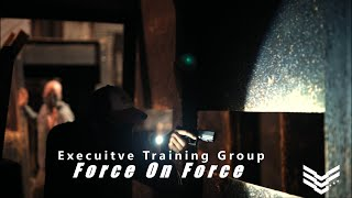 Force on Force Training for Civilians