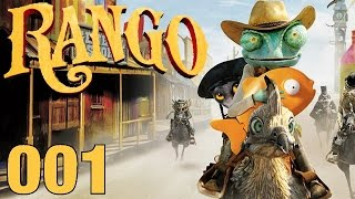 RANGO #001 - Willkommen in Dirt! «» Let´s Play Rango [HD]