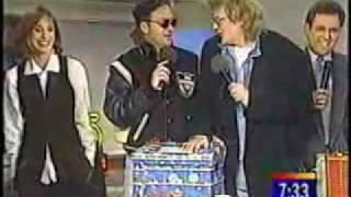 Mark and Brian Aluminum TreeTour 1994