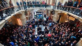 видео Lada Vesta покоряет Германию