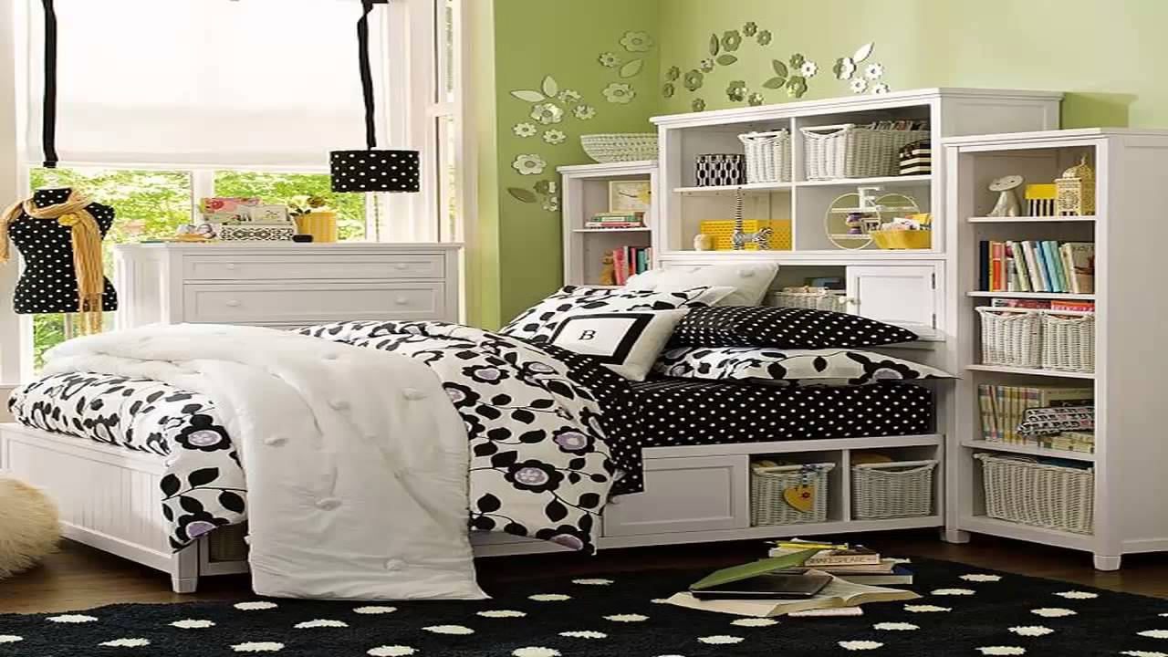 غرف نوم للبنات في سنة المراهقة       YouTube